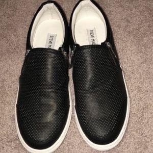 Steven Maden Women's Ellias Black sneaker